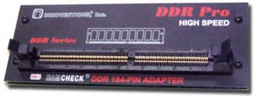 Ramcheck ddr1 Pro Adapter