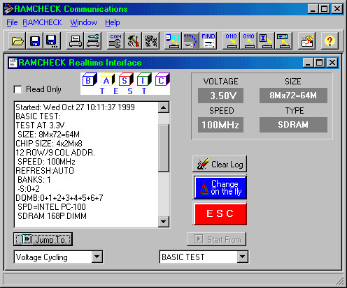 Communications Software                                       Screen